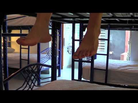 Video The Amazing Hostel Sayulitasta