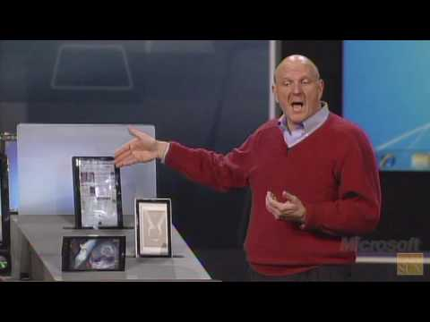 CES 2010: Where's Microsoft's Courier Tablet PC?