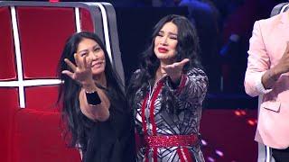 Video Top 10 Best Blind Audition | THE VOICE INDONESIA 2018 | Versi Music Update MP3, 3GP, MP4, WEBM, AVI, FLV Maret 2019