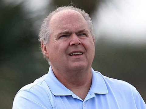 Rush Limbaugh Says Caucasians Shouldn't Feel White Guilt over Slavery