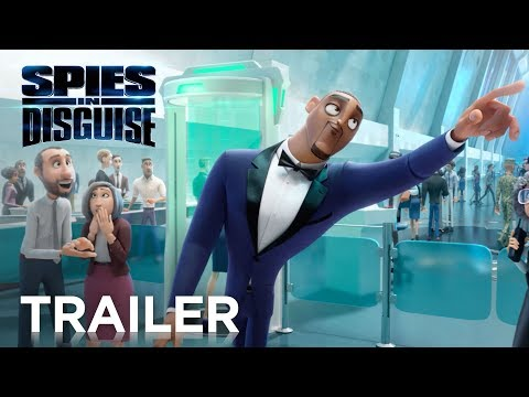 Spies in Disguise | Official Trailer 2 [HD] | Blue Sky Studios