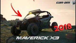 5. Maverick X3 2018 - CAN-AM