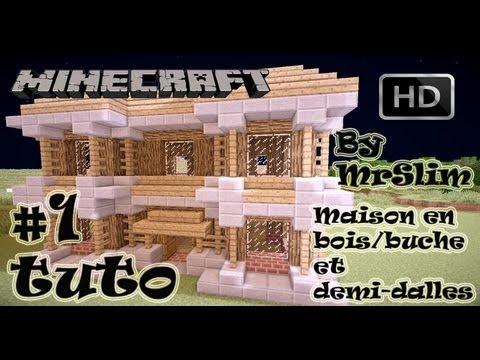 D coration de la maison comment construire une maison for Maison classique minecraft