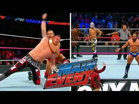 WWE Main Event 10/6/2017 Highlights HD - WWE Main Event 6th October 2017 Highlights HD