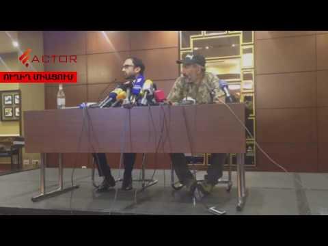 Նիկոլ Փաշինյանի մամլո ասուլիսը  օտարերկրյա լրատվամիջոցներին. ուղիղ - DomaVideo.Ru
