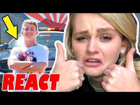 Ivey Reacts: Slow Down (MattyBRaps)