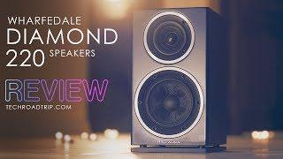 Download Lagu Wharfedale Diamond 220 Speakers - REVIEW Mp3
