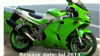 6. 2005 Kawasaki Ninja ZX-6R  Info Details Transmission Specification motorbike Engine
