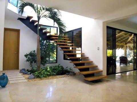 36 Inspiring Designs of Landscape_Garden Stairs- Plan n Design