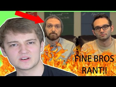 THE FINE BROS RANT - TheOdd1sOut