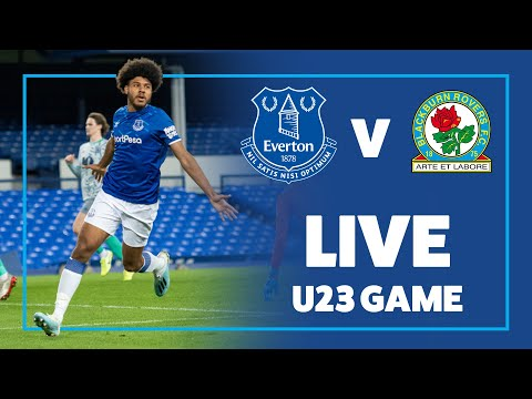 Video: FULL U23 GAME | EVERTON 2-1 BLACKBURN ROVERS