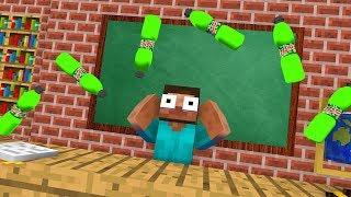 Video Monster School : Epic BOTTLE FLIP Challenge - Minecraft Animation MP3, 3GP, MP4, WEBM, AVI, FLV Agustus 2019