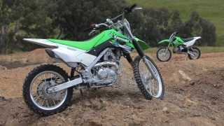 2. MXTV Bike Review - 2014 Kawasaki KLX140L