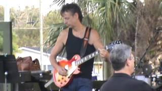 Live music video shoot Christan Rock