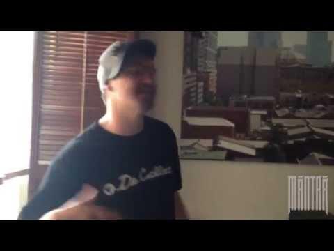 MANTRA - Live in the studio (Promo vid April 2014)
