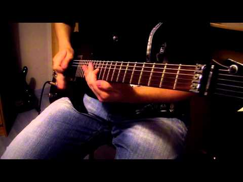 Joe Satriani - Crowd Chant (guitar Cover)