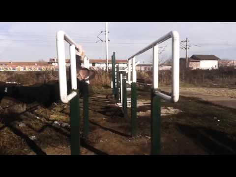 Street Workout Motivational Video (Slobodan Pumpalovic) Part 1