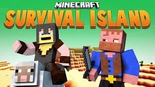 DRAGON RIDERS ★ Minecraft Survival Island (42)