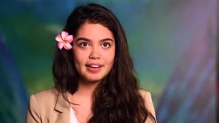 The Next Disney Princess is Moana's Auli'i Cravalho Video
