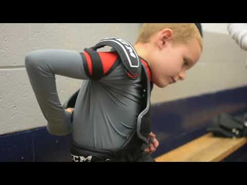 How to Help Your Child Put on Hockey Equipment