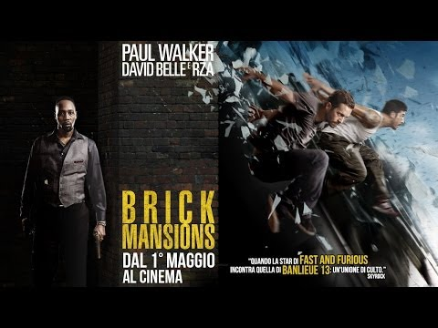 Preview Trailer Brick Mansions