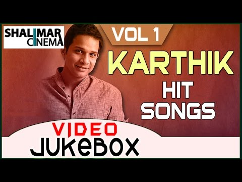 Karthik ( Singer ) All Time Hit Video Songs | Best Songs Collection