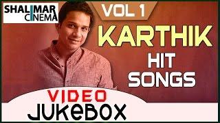 Karthik ( Singer ) Hit Video Songs