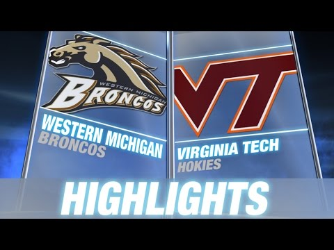 Virginia - Virginia Tech looked to bounce back against Western Michigan after losing its last two games. Michael Brewer helped the team do just that, throwing two touchdowns and going 14 for 32 for 178...