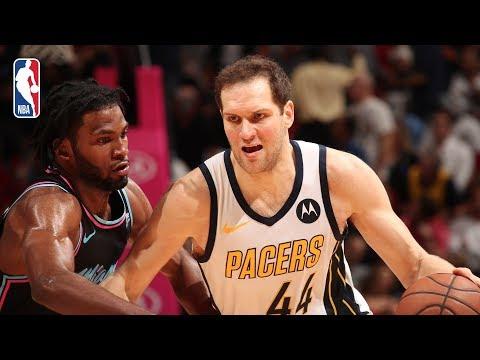 Video: Full Game Recap: Pacers vs Heat   Bogdanovic Leads Indiana