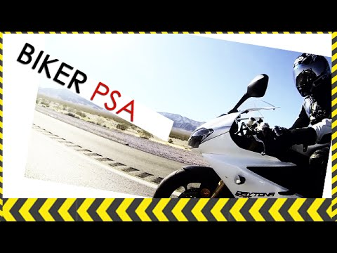 Can motorcycle gear really save you in a crash? Global PSA