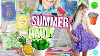 Summer Try-On Haul! Clothes + Room Decor! | Aspyn Ovard by Aspyn Ovard