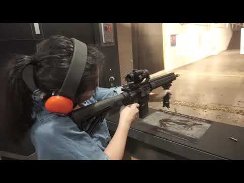 Jude Can Do It!: Gun Range