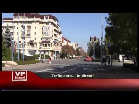 Trafic auto… in direct!