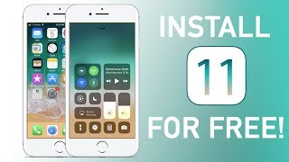 How To Install iOS 11 for FREE Right Now!iOS 11 Dark Mode: http://bit.ly/2rNOZY1More Info: http://www.iphonehacks.com/2017/06/how-to-install-ios-11-beta-for-free-without-developer-account.htmliOS 11 Profile Link :  http://bit.ly/2rMOHAUiOS 11 Profile Link 2: https://beta.applebetas.co/Awesome Tech Reviews ► http://bit.ly/1UW8mFESome Funny Vids ► http://bit.ly/1pTkWujBest Games ► http://bit.ly/1PzOpOg5 Apps You Didn't Know Existed ►: http://bit.ly/1SpRc11 ------------------------------------------------------------------------STALK ME!------------------------------------------------------------------------Twitter! ► http://bit.ly/iTwe4kzTwitterSubscribe! ► http://bit.ly/iTwe4kzFollow me on Instagram! ► http://bit.ly/1lxNc1aLike me on Facebook! ► http://bit.ly/iTwe4kzFB