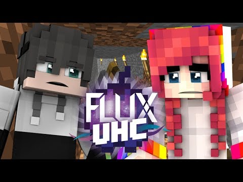 SO MUCH MINING.. // FluxUHC S7 // Ep4