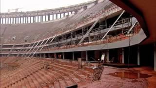 Obras Do Estádio Nacional De Brasília Estão Adiantadas Para A Copa Do Mundo 2014