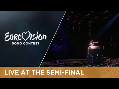 Dami Im - Sound Of Silence (Australia) Live at Semi-Final 2 - 2016 Eurovision Song Contest (видео)