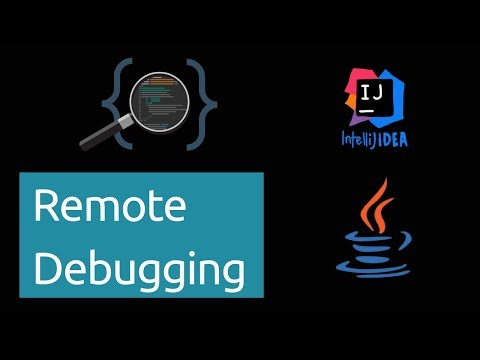 Remote Debugging using IntelliJ   Tech Primers