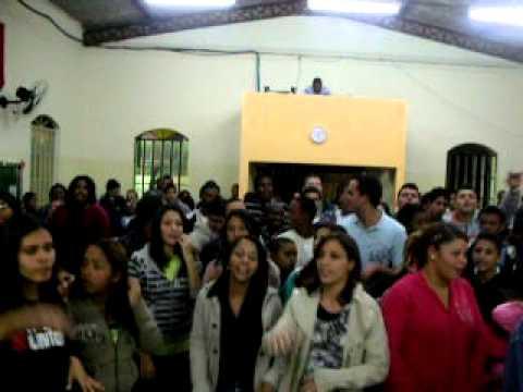 #ilimitados Vigilia distrital em corumbá