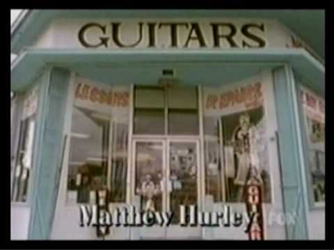 NORMANS RARE GUITARS - VIDEO HISTORY