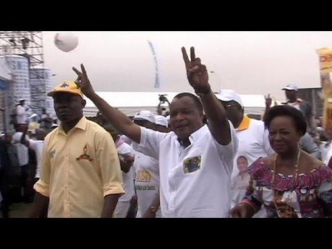 Κονγκό: Άνετη επανεκλογή του προέδρου Νγκουέσσο – Νοθεία καταγγέλλει η αντιπολίτευση