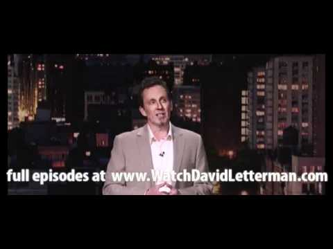 Jake Johannsen in Late Show with David Letterman May 20, 2011