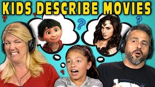 Video CAN PARENTS GUESS MOVIES DESCRIBED BY KIDS? #2 (React) MP3, 3GP, MP4, WEBM, AVI, FLV Juni 2018