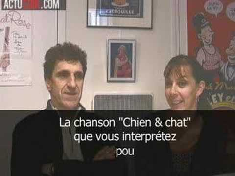 Shirley et Dino interview
