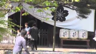 尾張富士預け子大祭(1)大宮浅間神社