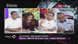 Video Kian Memanas, Polemik Impor Jadi Isu Retorika yang Menarik - iNews Sore 07/11 MP3, 3GP, MP4, WEBM, AVI, FLV November 2018