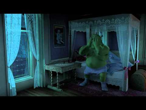 Shrek 2  I Need Some Sleep  HD
