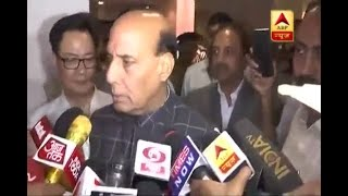 We don't want war, we want peace: Rajnath Singh over Doklam issue