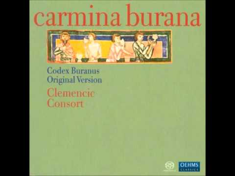 In Taberna (Carmina Burana 196) - Clemencic Consort (2009)