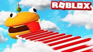 ESCAPE FORTNITE OBBY in Roblox!